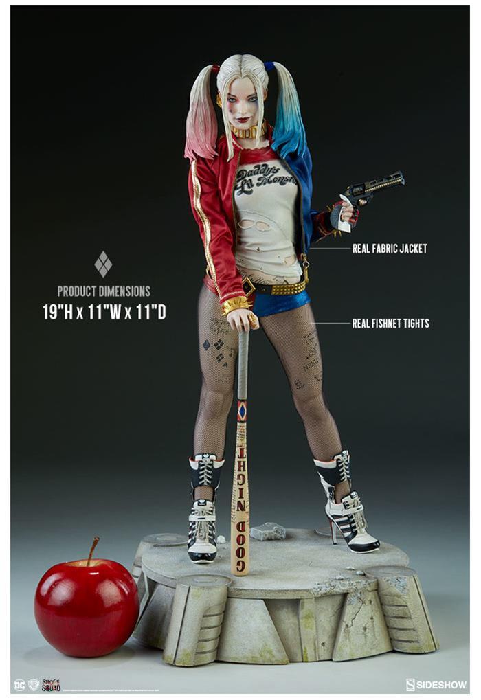 DC Comics Suicide Squad-Harley Quinn Premium Format Figure