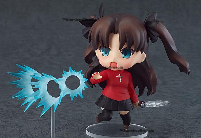 Rin Tohsaka Nendoroid Action Figure # 409 Good Smile Company FATE//STAY NIGHT