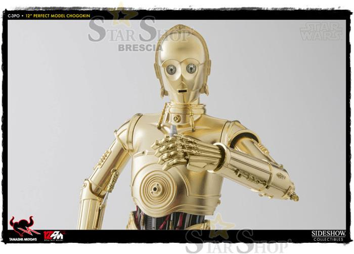 Product announcement ssc c3po video reveal for Perfect scale pro reviews