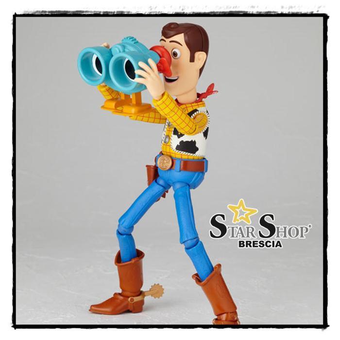 action figure Disney TOY STORY Figura de acción Woody SCI-FI REVOLTECH