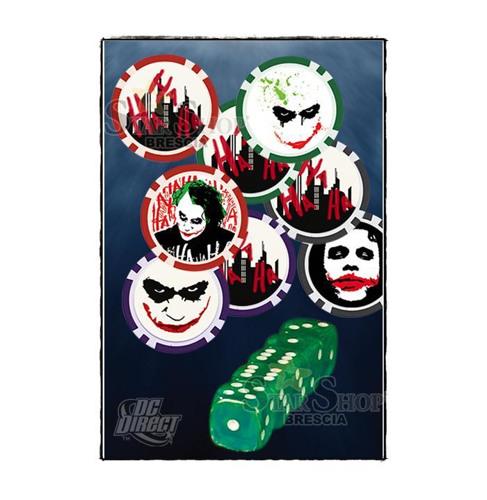 Batman poker set