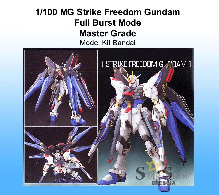 14+ Gundam Strike Freedom Mg Images