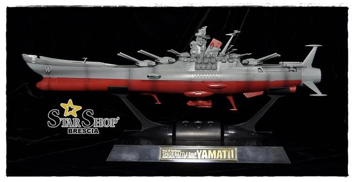 YAMATO STAR BLAZERS - GX-57 Space Battleship Yamato 1/625 ...