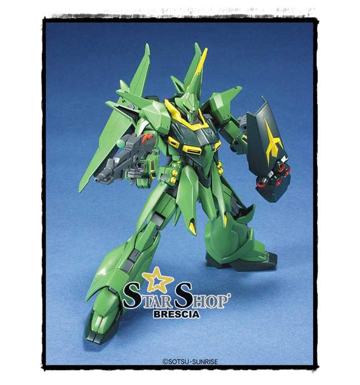 Bandai Gundam HGUC AMX-107 Bawoo Production Type