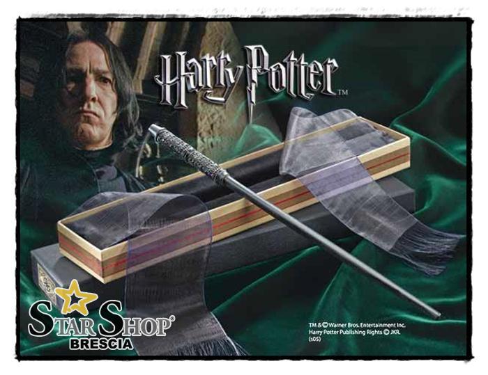 HARRY POTTER - Bacchetta Magica di Piton - Snape Wand