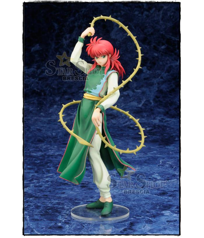 YU YU HAKUSHO - Kurama ArtFX J 1/8 Pvc Figure - Damaged Box