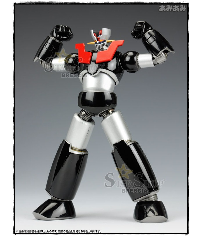 MAZINGER - Shin Mazinger Z - Super Robot Chogokin - Mazinga