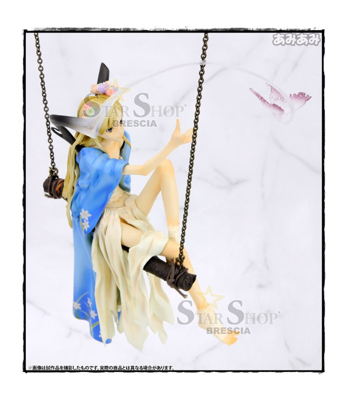 Girl in the Bird Cage Pvc Figure Questioners TORIKAGO NO SHOUJO