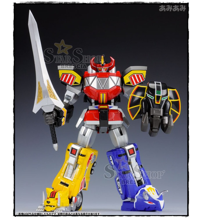 power rangers robot