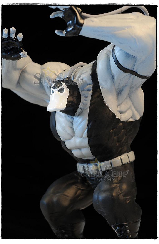 batman bane black amp white by kelley jones resin statue