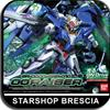 GUNDAM - 1/100 Gundam OO & 0 Raiser Special Set Model Kit