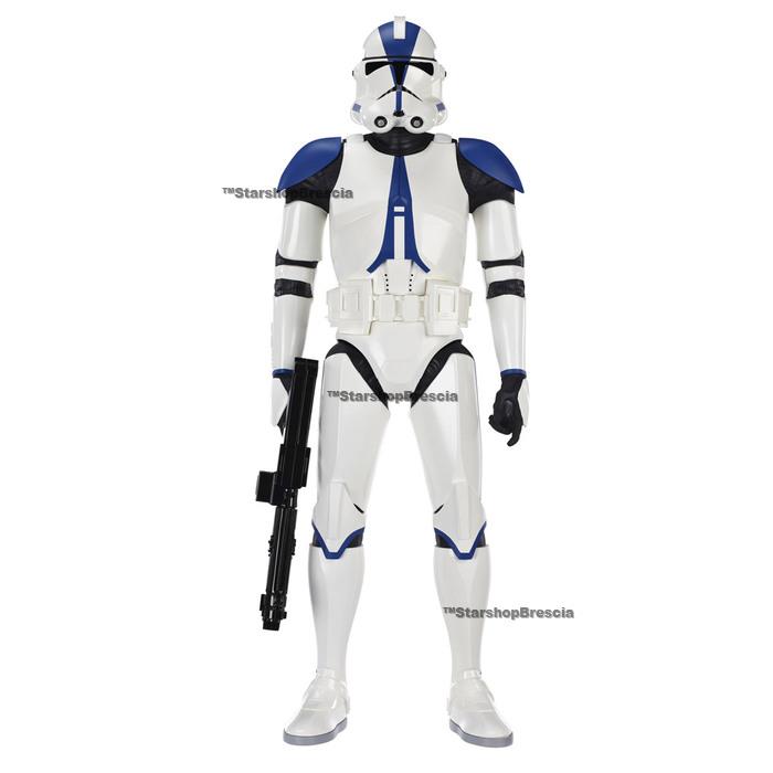 STAR WARS - 501st Legion Clone Trooper Giant Size Action Figure