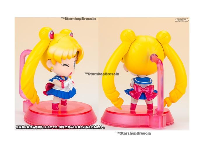 SAILOR MOON Petit Chara! Sailor Moon /& Luna Ver B MegaHouse