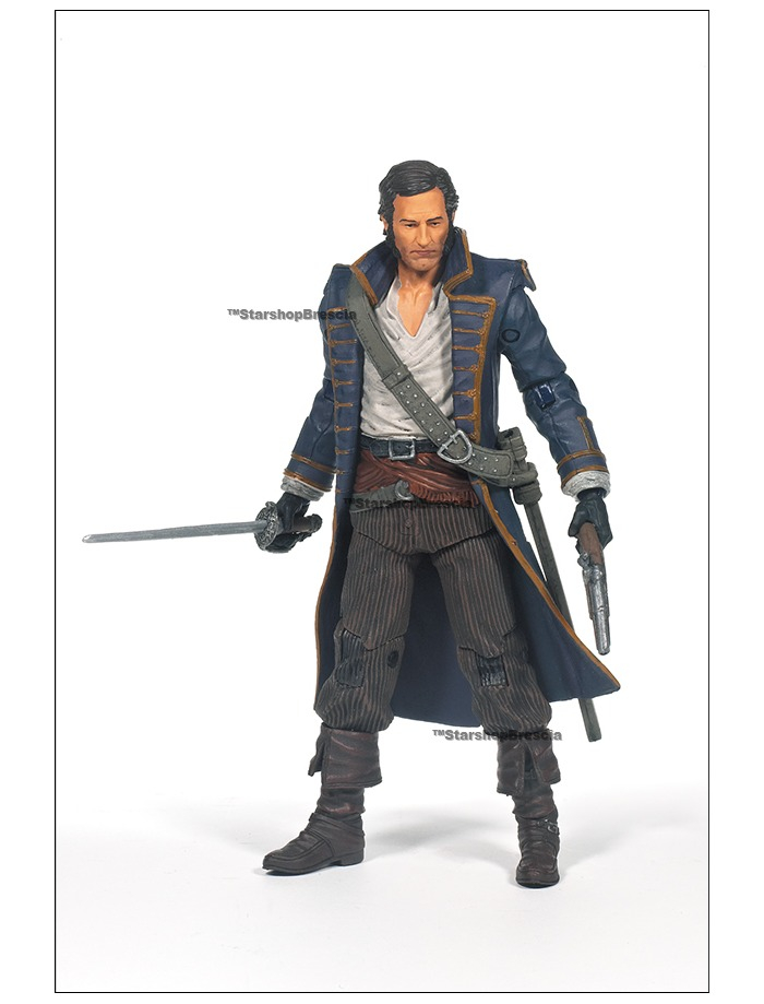 Assassin S Creed Series 1 Benjamin Hornigold Action Figure Assassin Creed Mcfarlane