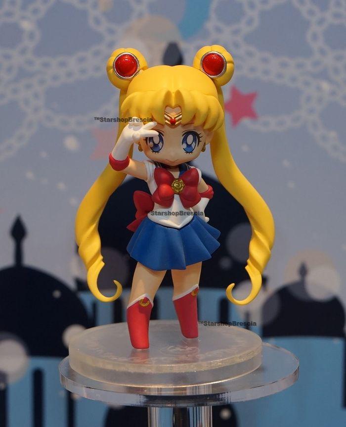 Atsumete Figure For Girls Vol.1 SAILOR MOON Sailor Moon Banpresto