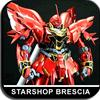 GUNDAM - 1/100 Sinanju Ver. Ka Metallic Coating Master Grade Model Kit MG