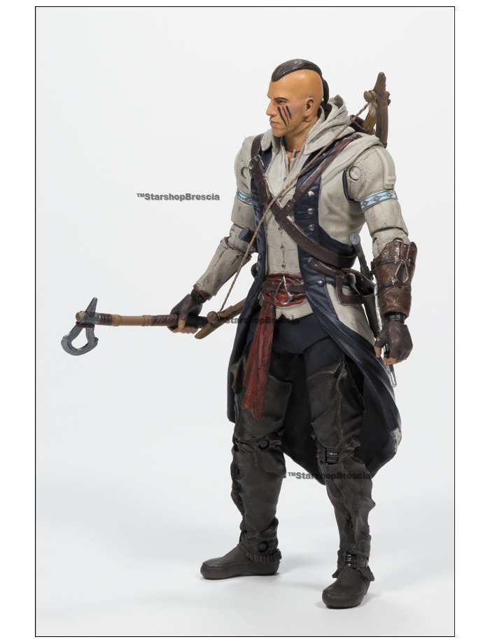 ASSASSIN'S CREED - Series 2 Connor with Mohawk Action Figure