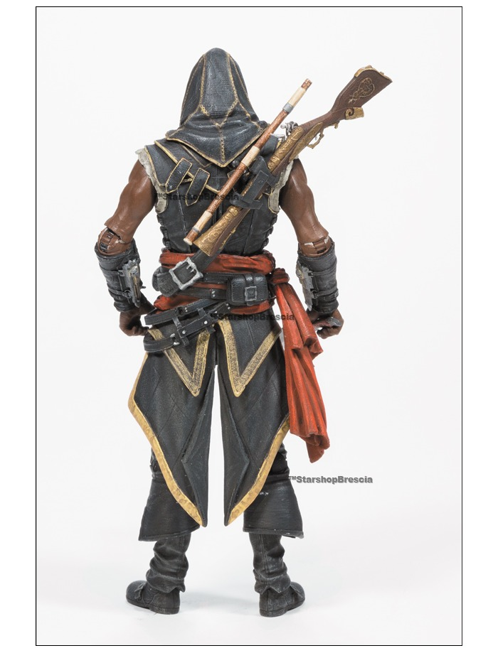 ASSASSIN'S CREED - Series 2 Adewale Action Figure