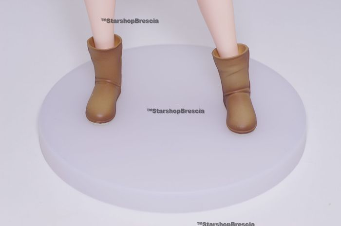 Winter Ver Pvc Figure Soniko Sonico Taito NITRO SUPER SONIC