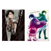 ATTACK ON TITAN - Clear files & Clips Set C Ichiban Kuji