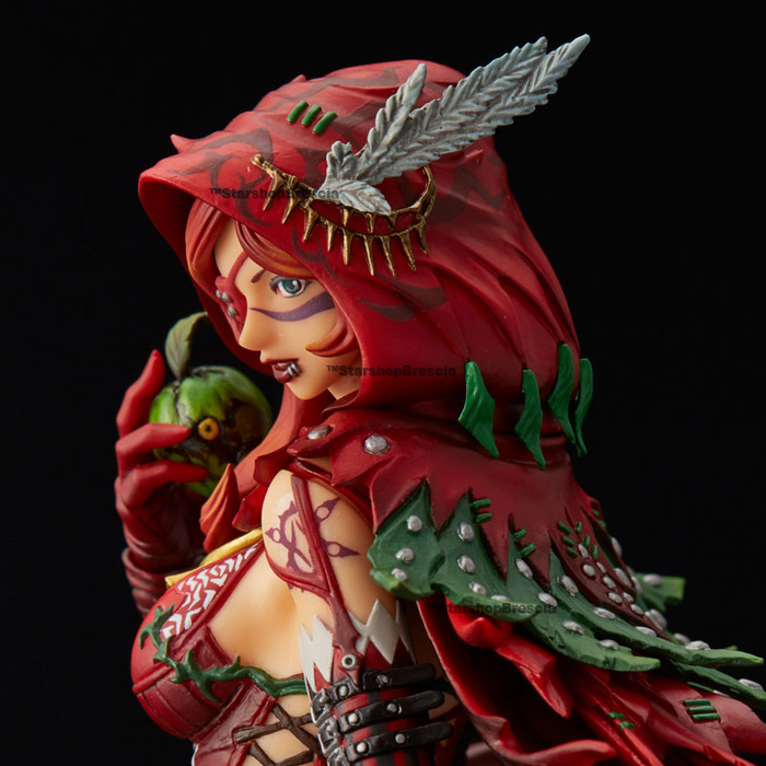 SOUL SACRIFICE DELTA Hdge Technical Statue 11 Red Hood Pvc Figure Union Creative