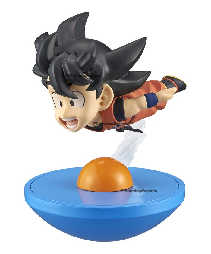 2021 8cm Dragon Ball Z Son Goku Bulma Motorcycle