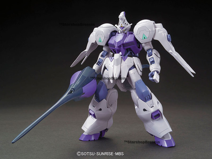 GUNDAM - 1/144 ASW-G-66 Kimaris Model Kit HGIBO # 011 - Damaged Box