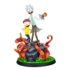 RICK & MORTY - Rick & Morty Statue