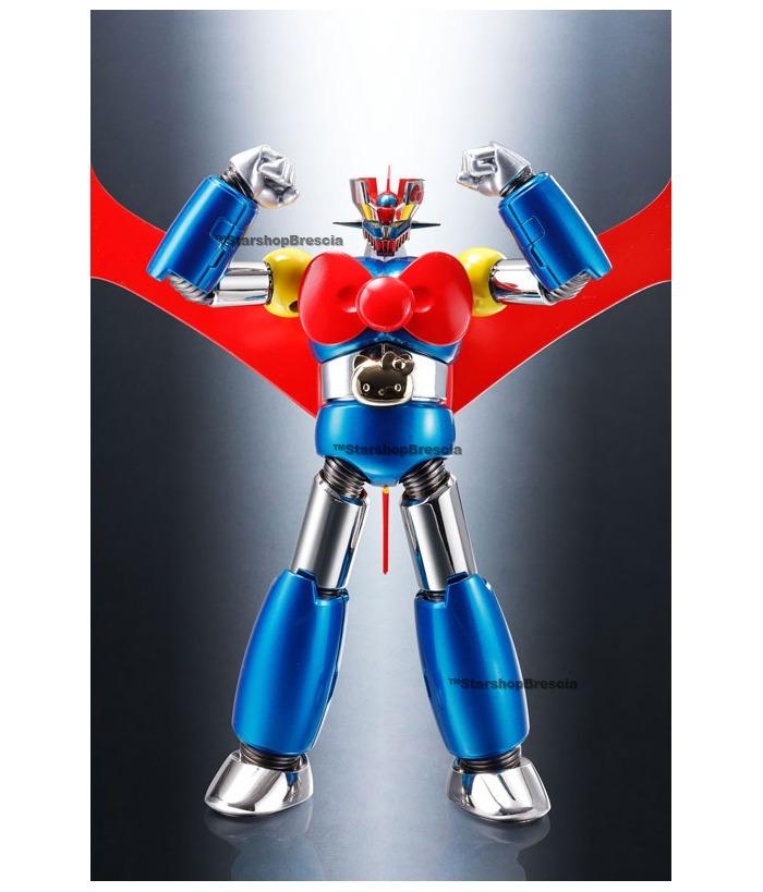 MAZINGER - Mazinger Z Hello Kitty Color Ver  - Super Robot Chogokin -  Mazinga Z