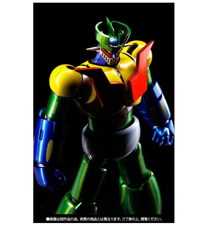 MAZINGER - Mazinger Z Koutetsu Jeeg Color Ver  - Super Robot Chogokin -  Mazinga Z