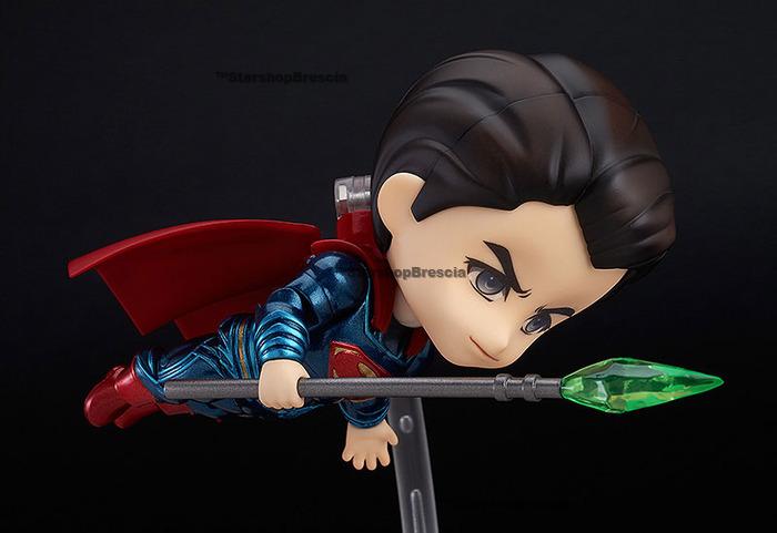 Dawn of Justice Batman V Superman Superman Action Figure Nendoroid
