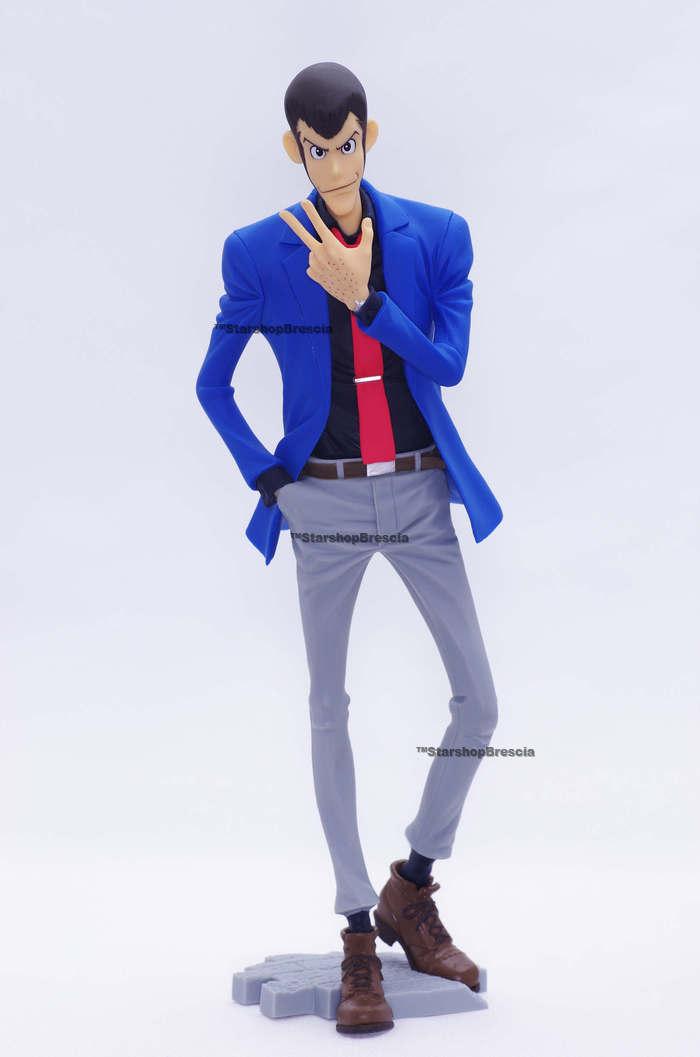 Banpresto Master Star Piece Ⅱ Lupin The Third