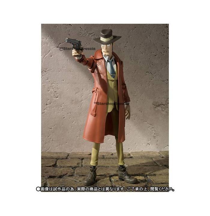 S.H.Figuarts Bandai Figure Lupin Iii Zenigata