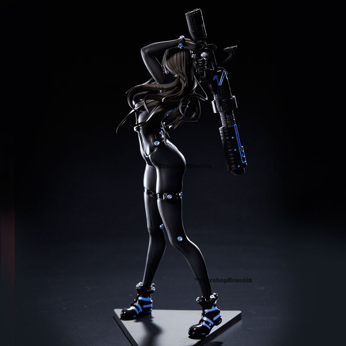 Reika x Shotgun Ver HDGE Technical Figure Gantz: O Union Creative