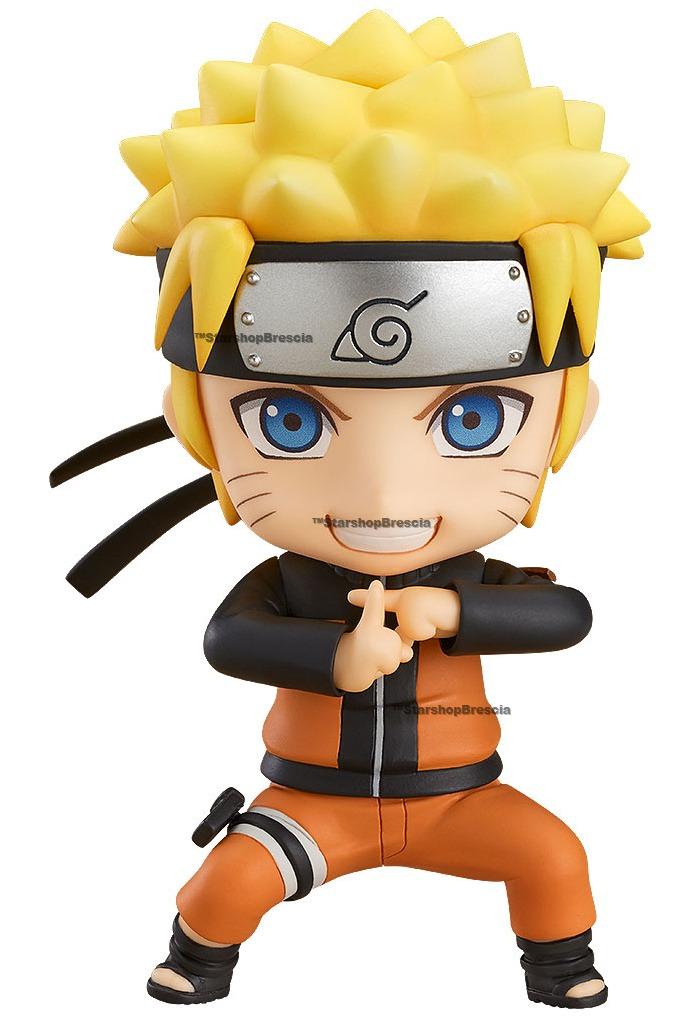 Naruto Shippuden Naruto Uzumaki Nendoroid Action Figure 682