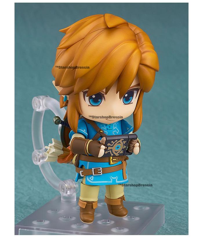 Figur Figuren Nendoroid 733-DX The Legend of Zelda Link Breath Of The Wild ver