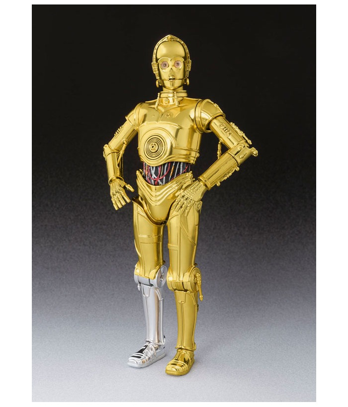 Bandai S.H.Figuarts Star Wars A New Hope C-3PO Action Figure
