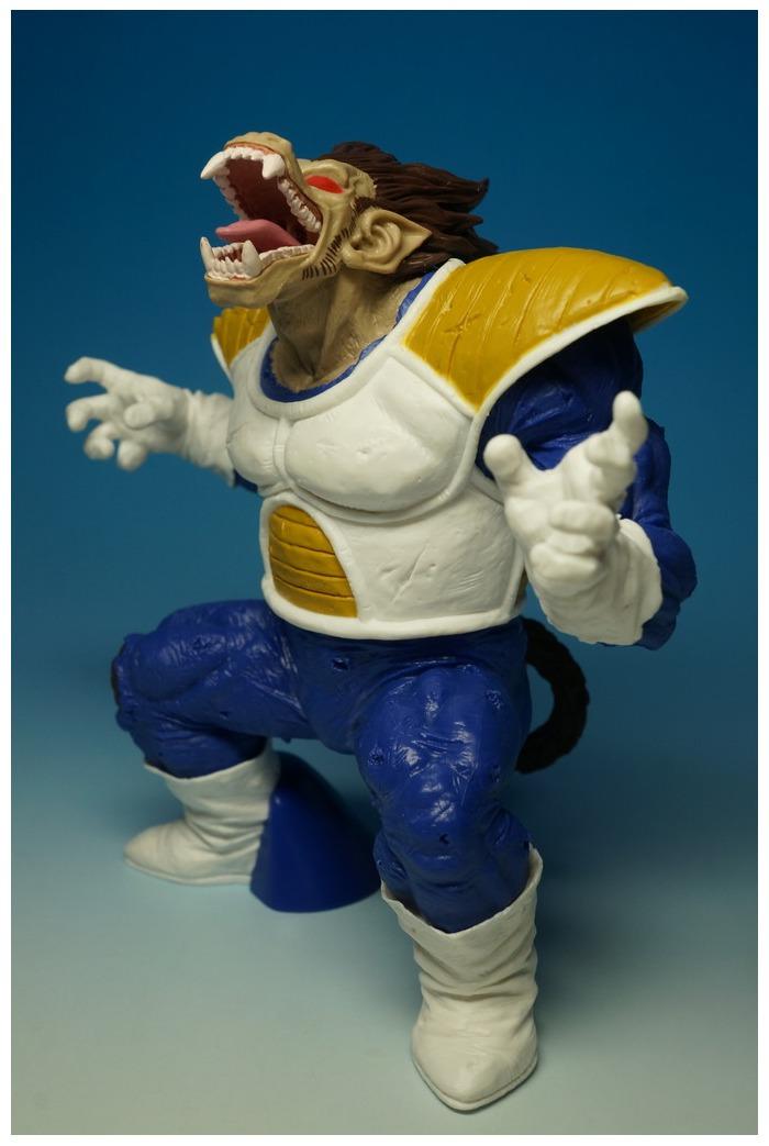 DRAGON BALL - Creator x Creator Big Ape Oozaru Vegeta Pvc Figure