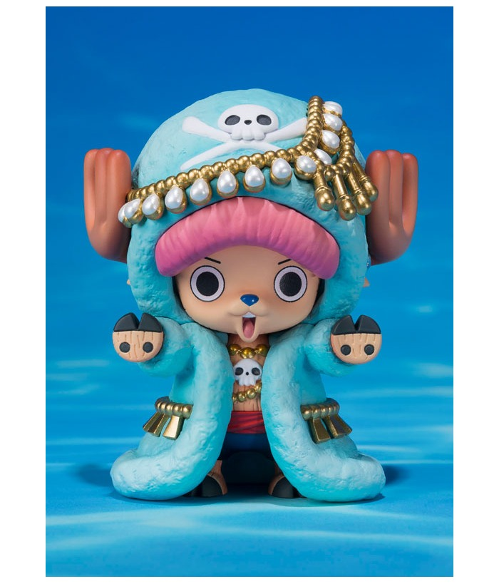 ONE PIECE - Figuarts ZERO Tony Tony Chopper 20th Anniversary Edition Static Figure