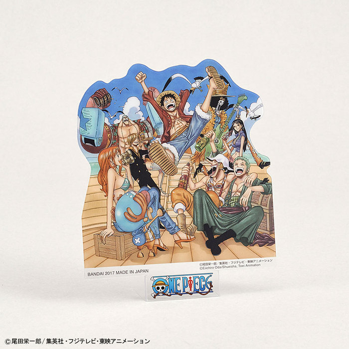 One Piece Grand Ship Collection Thousand Sunny Memorial Color Ver Plastic Model