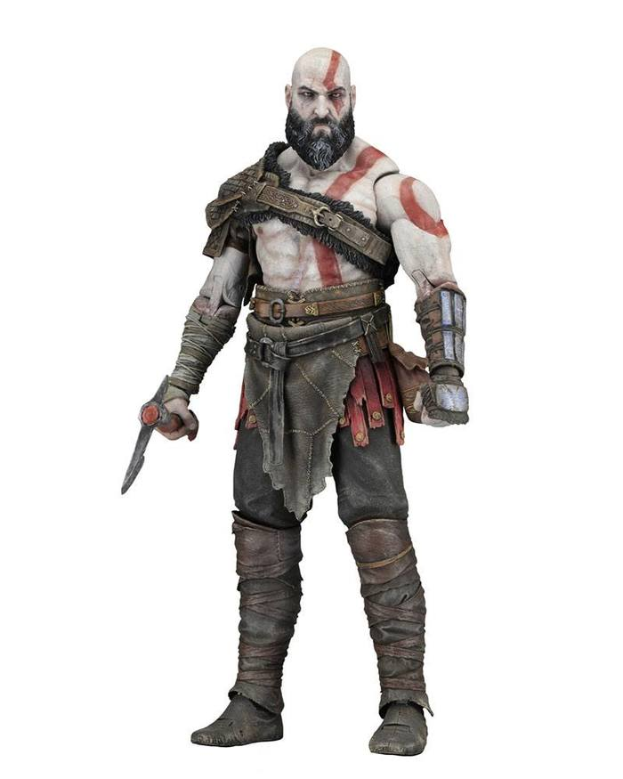 God Of War Kratos 1 4 Action Figure