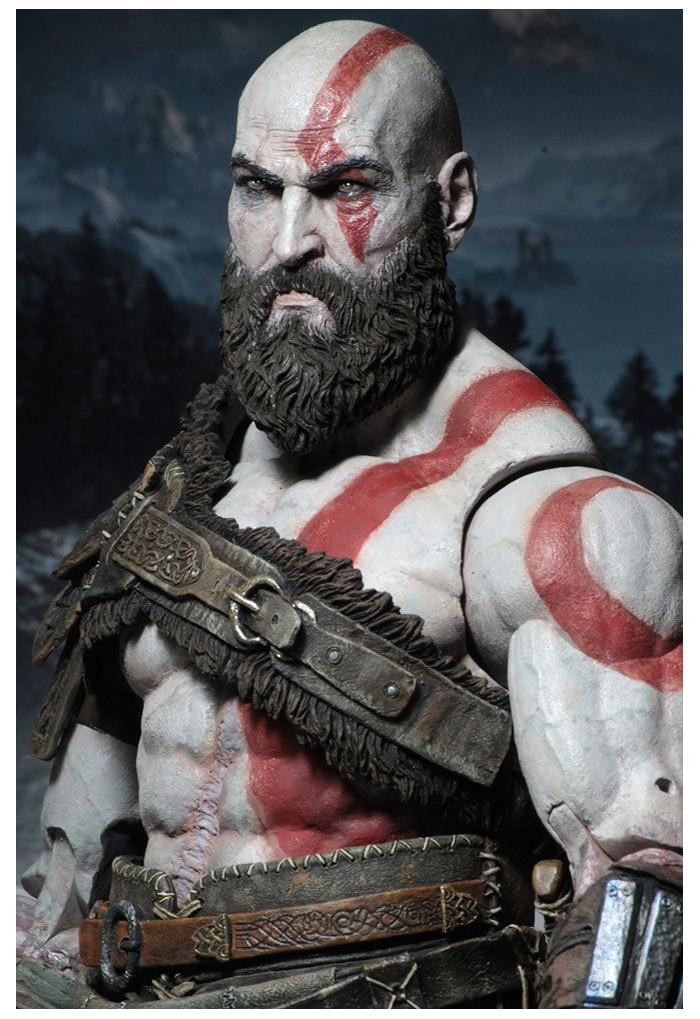 God Of War Kratos 1 4 Action Figure