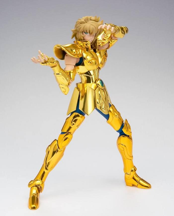 Leone Revival Ver Myth Cloth EX Ioria Leo SAINT SEIYA Bandai
