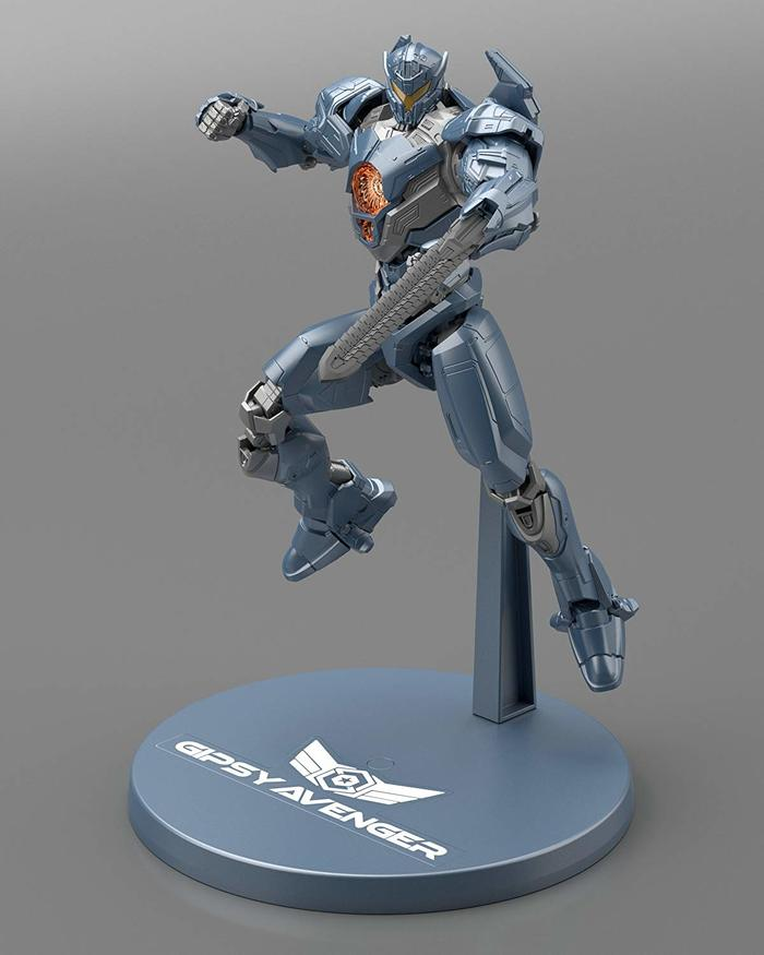 Pacific Rim Uprising Gipsy Avenger HG Maquette DX Set Model Kit Bandai