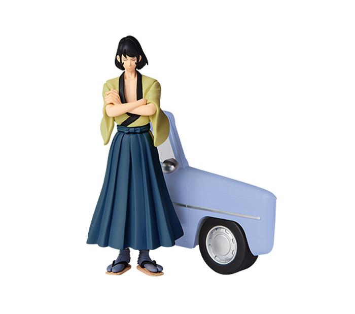 Creator x Creator Goemon Ishikawa Pvc Figure Banpresto LUPIN III