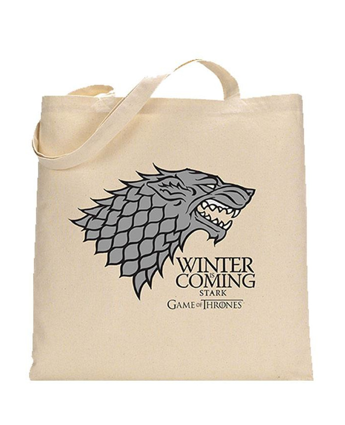 GAME OF THRONES - Winter Is Coming Tote Bag