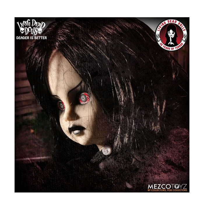 LIVING DEAD DOLLS - 20th Anniversary Series 35 Eve