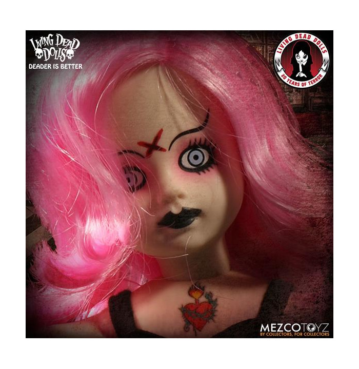 LIVING DEAD DOLLS - 20th Anniversary Series 35 Candy Rotten