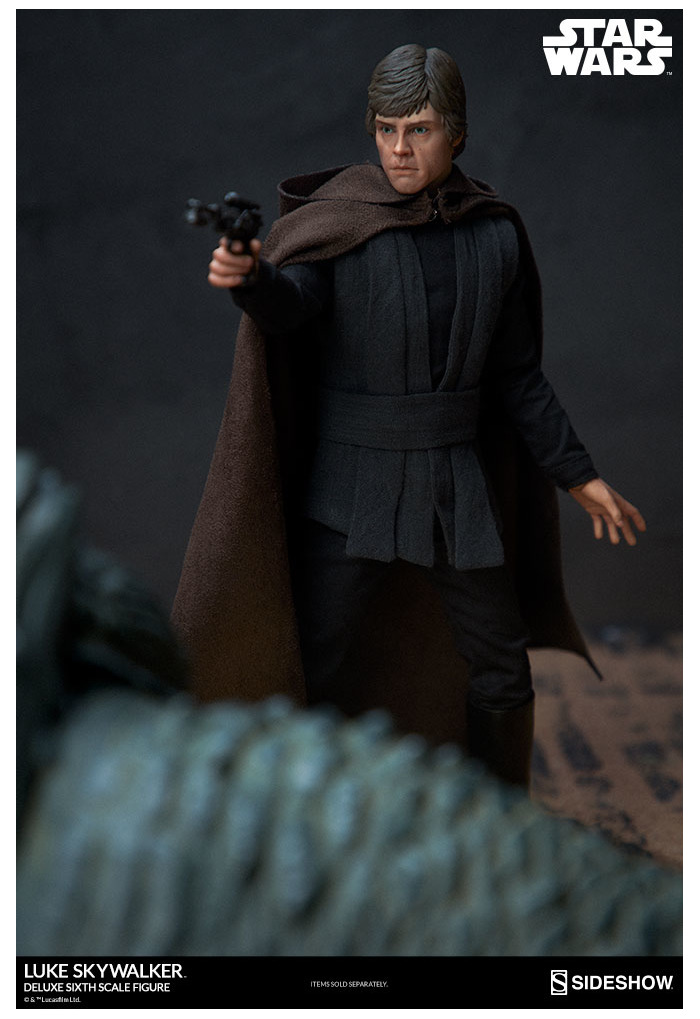 Star Wars Galactic Heroes Endor Jedi Luke Skywalker Camo Cape
