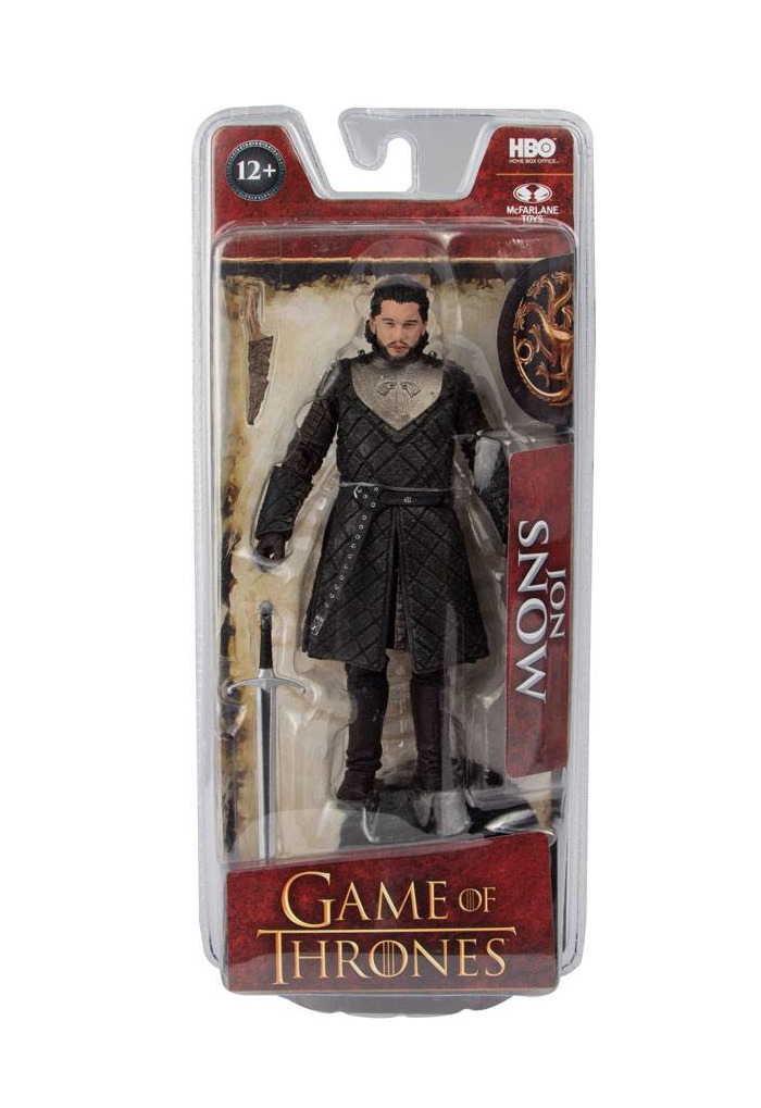 GAME OF THRONES - Jon Snow Action Figure